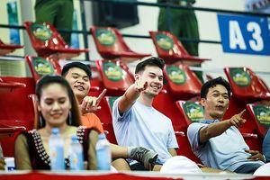 Vicent Nguyễn tiết lộ lý do cổ vũ Saigon Heat ở VBA Finals năm nay