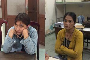 Thiếu nữ 16 tuổi bị bắt quả tang khi đang đi bán ma túy giúp mẹ