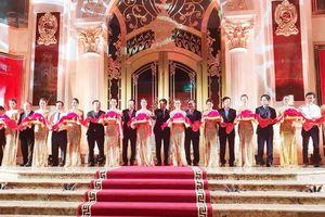 Khánh thành trung tâm vàng bạc trang sức lớn nhất Việt Nam