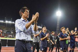 Báo Thái cảnh báo HLV Nishino: 'Không thắng Indonesia, trăng mật kết thúc'