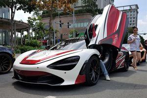 McLaren 720S lột xác, chuẩn bị tiền trạm hành trình siêu xe 2020