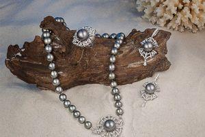 Trang sức ngọc trai Long Beach Pearl được lựa chọn xuất hiện tại NYFW