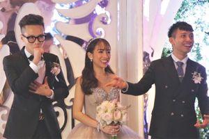 Minh Nhựa hạnh phúc trong lễ cưới sang trọng của con gái