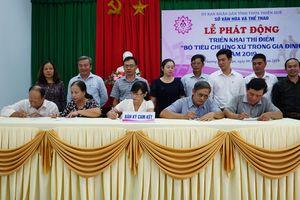 Ứng xử trong gia đình: Thừa Thiên Huế phát động triển khai thí điểm Bộ tiêu chí ứng xử trong gia đình