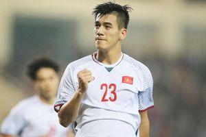 U22 Trung Quốc thua thảm 0-2 trước U22 Việt Nam