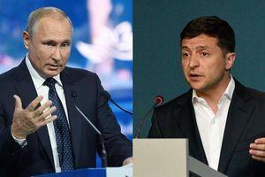 TT Putin và TT Zelensky điện đàm sau cuộc trao đổi tù nhân lịch sử
