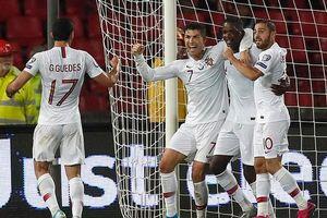Đội tuyển Anh, Pháp và Bồ Đào Nha cùng thắng đậm