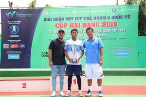 Cựu tay vợt từng xếp hạng 104 ATP dẫn dắt tuyển nam quần vợt Việt Nam