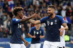 Không cần Pogba và Mbappe, tuyển Pháp vẫn dễ dàng có 3 điểm trước Albania