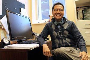 Người gốc Việt làm trưởng phòng y tế ĐH Harvard