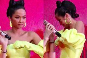 Showbiz 8/9: H'Hen Niê lên tiếng về sự cố suýt lộ ngực trên sân khấu