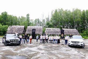 Trải nghiệm Mercedes - Benz GLC 200 cùng hành trình Urban SUVenture