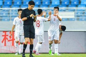 U22 Việt Nam thắng U22 Trung Quốc 2-0