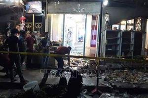 Bốn quả bom phát nổ liên tiếp làm 14 người bị thương tại Baghdad, Iraq