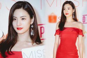 Mỹ nhân đẹp nhất thế giới gây sốt khi dự sự kiện ở Việt Nam: Nhan sắc, body hoàn hảo 'đốn tim'