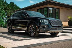 Ngắm Bentley Bentayga chống đạn, giá 11,5 tỷ đồng