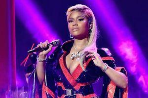 Sau phát ngôn giải nghệ, Nicki Minaj bị 'phanh phui' đang làm nhạc mới trong phòng thu