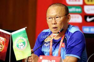 Đè bẹp U22 Trung Quốc, HLV Park Hang Seo nói lời khiêm tốn