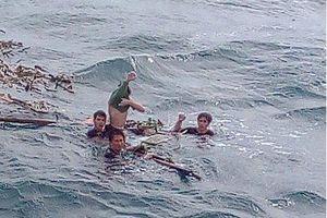 Nhận tin anh trai mất tích trên biển, em gái tăng huyết áp, sốc tử vong