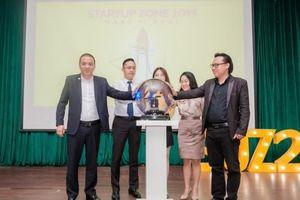 Khởi động cuộc thi Startup Zone 2019, dự kiến quy tụ gần 5.000 sinh viên tham dự