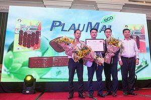 Ra mắt sản phẩm thân thiện môi trường PlauMai Eco