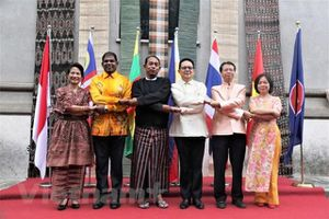 Tăng cường tình đoàn kết nhân Ngày Gia đình ASEAN tại Italy