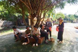 Kiến Xương – Thái Bình: Trụ sở xã Quang Trung 'vắng như chùa Bà Đanh' trong giờ làm việc