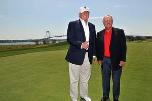 Huyền thoại Nicklaus: 'Trump là golfer hay nhất trong các Tổng thống Mỹ'