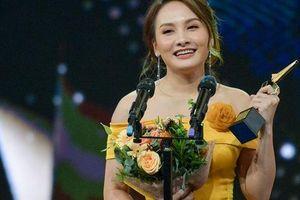VTV Awards 2019: Bảo Thanh nói gì khi 'qua mặt' Thu Quỳnh giành giải 'Diễn viên nữ ấn tượng'?
