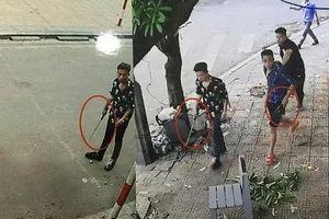 Hà Nội: Công an Ba Đình điều tra vụ mang gậy sang hàng xóm 'nói chuyện'