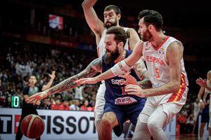 Bogdan Bogdanovic thừa nhận sức mạnh vượt trội của Tây Ban Nha so với Serbia tại FIBA World Cup 2019
