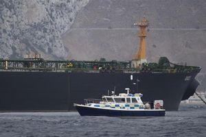 Iran bắt giữ tàu chở dầu buôn lậu của nước ngoài