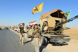 Tổ chức bán quân sự ở Iraq tuyên bố thành lập lực lượng không quân