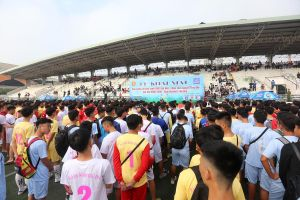 Lộ diện đội bóng đầu tiên đăng ký dự Giải bóng đá học sinh THPT Hà Nội 2019