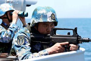 Trung Quốc tiến hành tập trận quy mô lớn gần Đài Loan