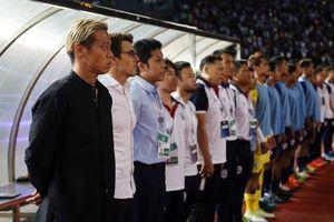 HLV Honda: Campuchia đá với Bahrain cũng như với Pháp, Brazil