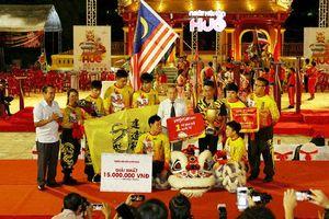 Thừa Thiên Huế tăng cường quảng bá du lịch qua nghệ thuật múa lân