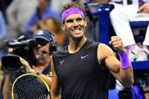 Nadal thắng kịch tính Medvedev để lần thứ 4 vô địch US Open