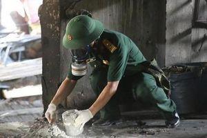 Hỏa tốc yêu cầu báo cáo việc khắc phục vụ cháy Rạng Đông
