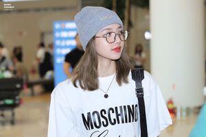 Black Pink nổi bật, IU che kín mặt khi xuất hiện tại sân bay