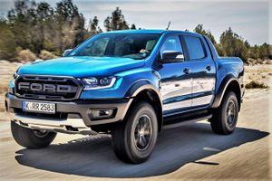Ford Ranger sắp được trang bị động cơ tương tự F-150