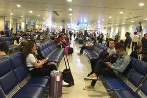 Hoãn nhiều chuyến bay đến Nhật vì siêu bão Faxai