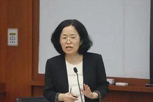 Giáo sư kinh tế Hàn Quốc bị buộc kết hôn và sinh con