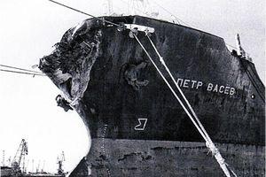 Thảm kịch tàu 'Titanic' Liên Xô chìm đắm tang thương dưới đáy biển