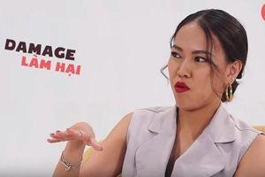 'Mix' tiếng Việt với tiếng Anh, gái trẻ khiến dân mạng ngán ngẩm