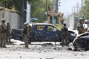 Hòa đàm ở Afghanistan bế tắc