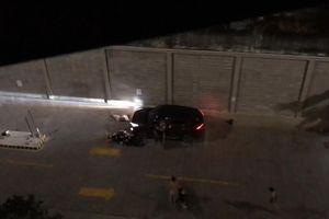 'Lái xe tông gục 2 người ở chung cư Gold View': Nạn nhân bị đa chấn thương