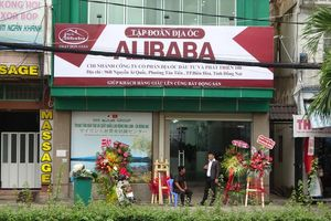 Công ty Alibaba khai trương trái phép văn phòng chi nhánh Biên Hòa: 'Quyết' không gỡ bảng