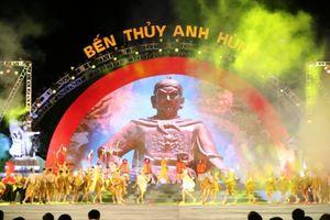 Chương trình nghệ thuật 'Bến Thủy anh hùng' tái hiện một thời hào hùng tại 'địa chỉ đỏ'
