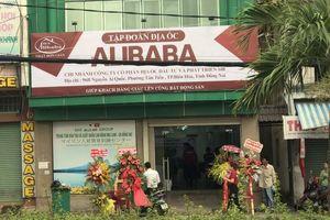 Văn phòng trái phép của Công ty CP Địa ốc Alibaba: Cái cũ vừa dỡ, cái mới đã mở